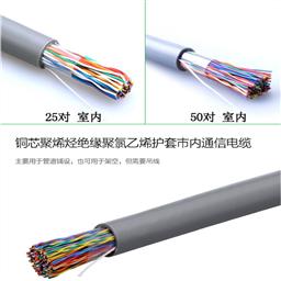 通信电缆、ZR-HYA23
