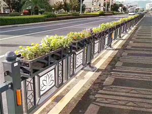 景观道路花箱护栏