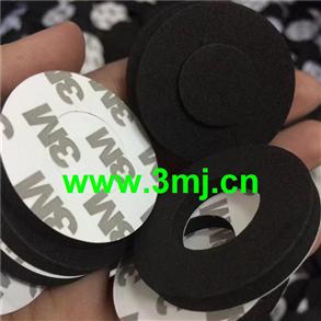 3M胶生产厂家加工3M胶垫加工3M双面胶贴