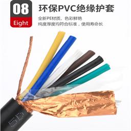 ZR-KVVR22阻燃控制电缆
