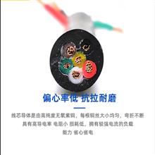 供应MHYVP1×4×7/0.43矿用通信电缆