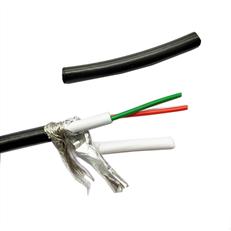 软电缆_YZ.YZW4*6中型橡套电缆