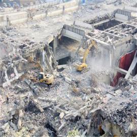 绍兴工业厂房拆除回收