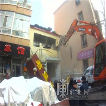 镇海工业厂房拆除回收