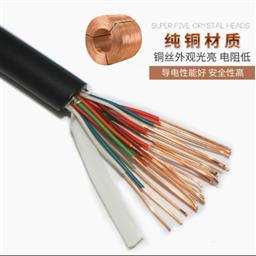 信号传输电缆MHYVR1*4*7/0.43