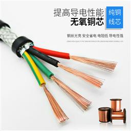 MHYVRP3*2*7/0.43矿用电缆