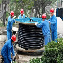 广州从化电力电缆敷设施工