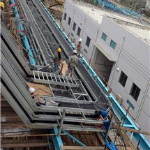 云浮罗定桥架安装电缆施工