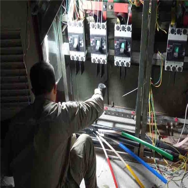 建筑机电安装工程总承包