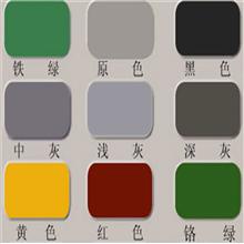 金刚砂耐磨地坪材料颜色