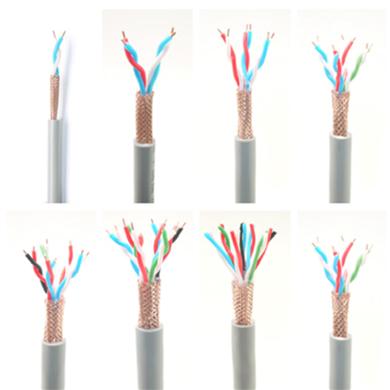 HYV-4*2*0.5绞对加密通讯电缆