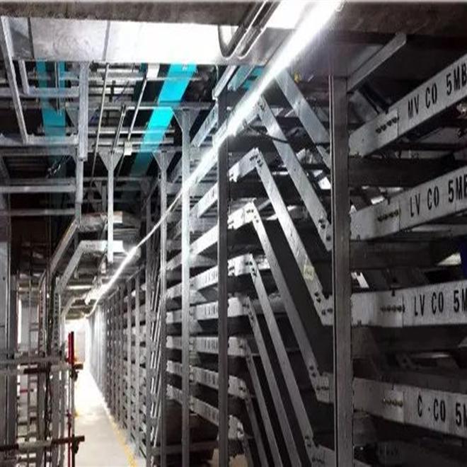 南海区桥架与电缆敷设施工队