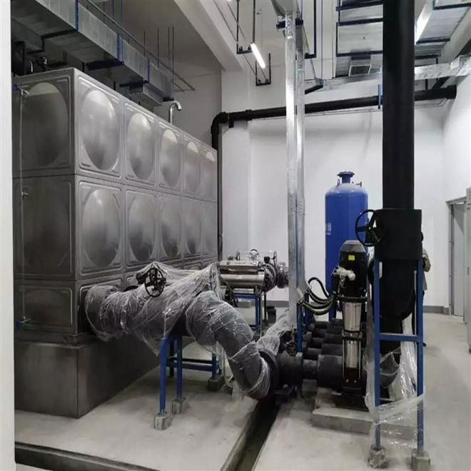 给|排水系统工程安装施工