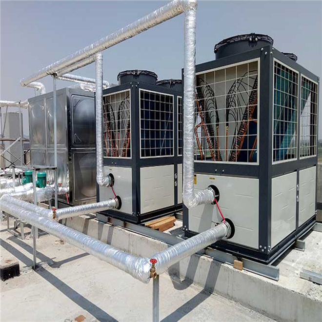 冷却塔 空气能热泵 中央空调