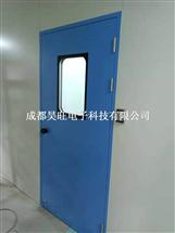 四川成都写字楼玻璃门电子门禁系统室内外安装
