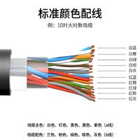 HYAP-10*2*0.5 HYAP屏蔽通讯电缆