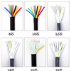 ZRKVVP阻燃控制电缆9*1.0 4*2.5