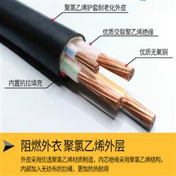 MKVVR矿用控制电缆 MKVVR-12×1.5㎜²