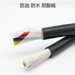 19*0.75mm²煤矿用监控电缆MKVVR