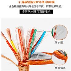 阻燃电缆ZR-DJYVP22