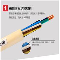 矿用通讯电缆MHYVP-1*2*7/0.52价格