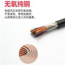 HYAT53-10×2×0.5㎜HYAT53-10对 铠装填充式通信电缆