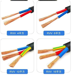 MHYVP矿用监测屏蔽电缆6*4*7/0.37