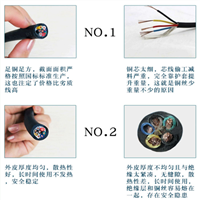 MKVV-6*2.5煤矿用阻燃电缆