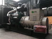 上海沃灵动力柴油发电机组