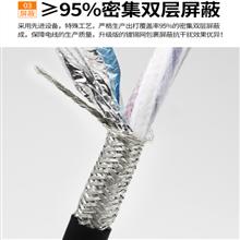 RVVP 24X0.5聚氯乙烯护套屏蔽软电线