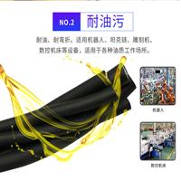 铜芯实心充油电缆;HYAT23