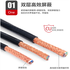 耐高温控制电缆KFF规格