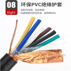 屏蔽控制电缆KVVP规格