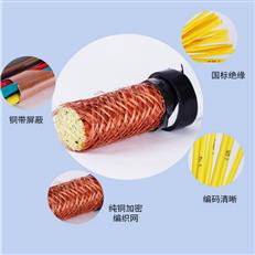 MKVVRP4×1.5矿用阻燃控制电缆