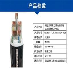DJYVP2-22-1×3×1.0㎜²DJYVP2-22铠装计算机电缆