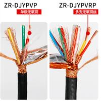 阻燃计算机电缆 ZA-DJYVP