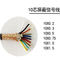 ZRRVVP2-22阻燃软电缆