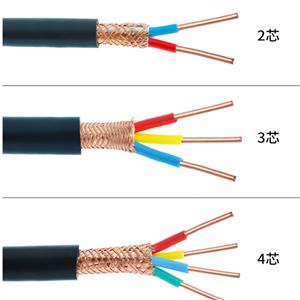 低烟无卤阻燃控制电缆,DWZ-KVVP