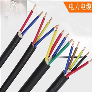 铠装屏蔽软电缆ZR-KVVRP22