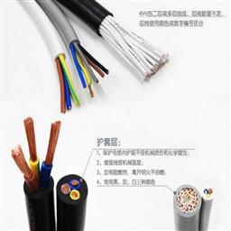 YJV-5*16铜芯电力电缆