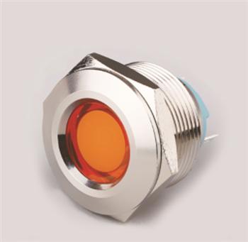 22mm金属指示灯