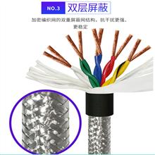 MHYBV- 5*2*0.8矿用通信电缆