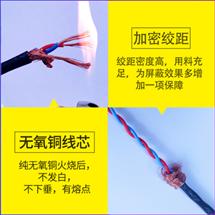 矿用移动橡套电缆MYP3*70+1*25国标