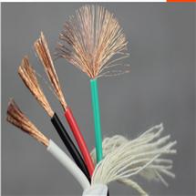 RVVP24*0.3软芯屏蔽信号控制电缆
