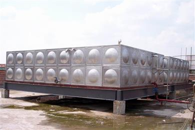 琼海市不锈钢水箱安装厂家