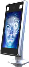 ZD-FS7001   7寸双目活体人脸识别一体机
