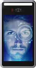 ZD-FS8001   8寸超薄双目人脸识别一体机