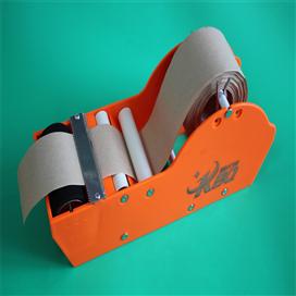 SD-90小型湿水纸机 湿水牛皮纸切割机 湿水纸封箱机