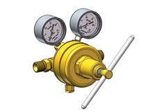 YQG774系列气体管路减压器