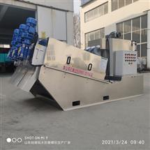 山东鼎越叠螺机专业生产厂家大量现货,24小时内可发货